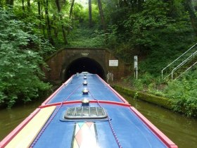 Tunnel at Hopwood