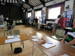 July 2014 Open days choosing from Areas A-E